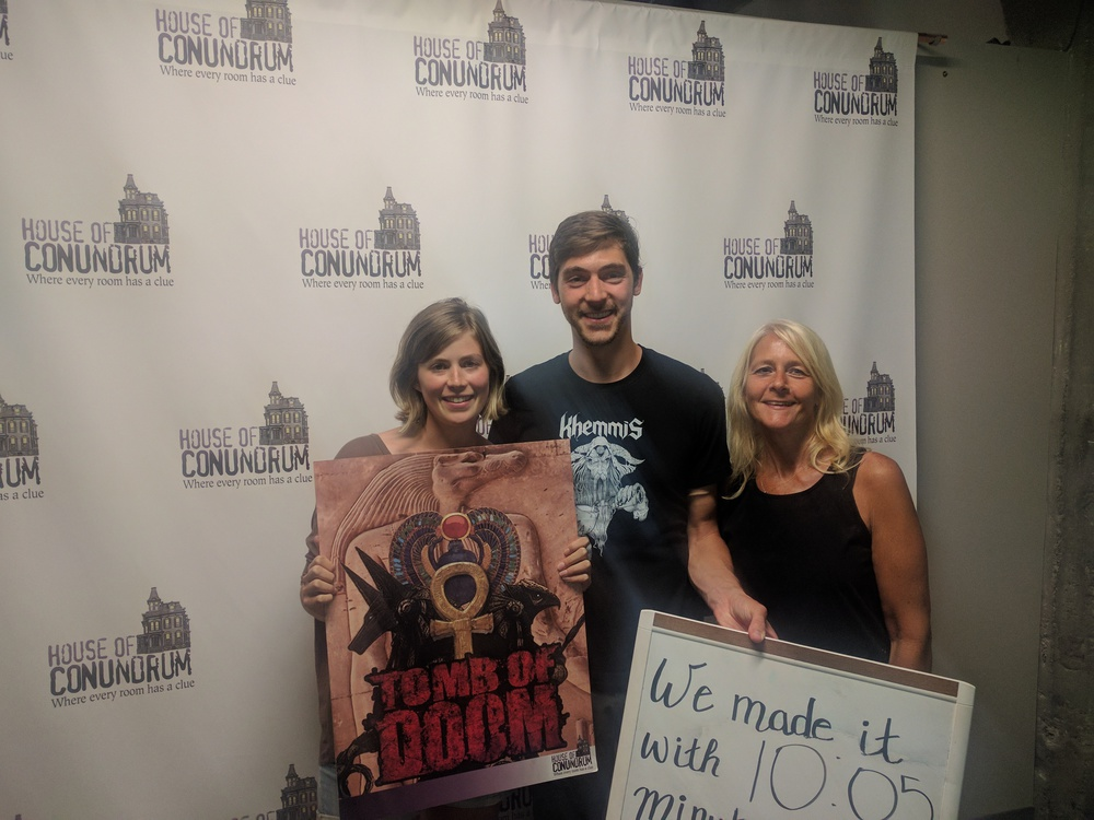 We Escaped